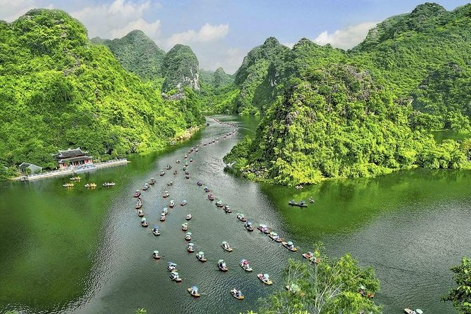 Full-Day Small Group Tour to Ninh Binh and Trang An Grottoes from Hanoi photo 23