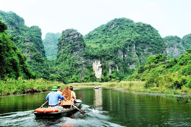 Full-Day Small Group Tour to Ninh Binh and Trang An Grottoes from Hanoi photo 22