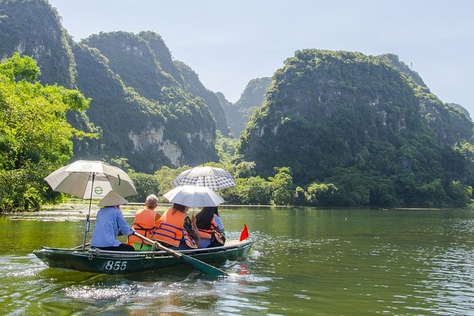Full-Day Small Group Tour to Ninh Binh and Trang An Grottoes from Hanoi photo 13