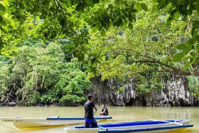 Puerto Princesa to Port Barton via Underground River Tour