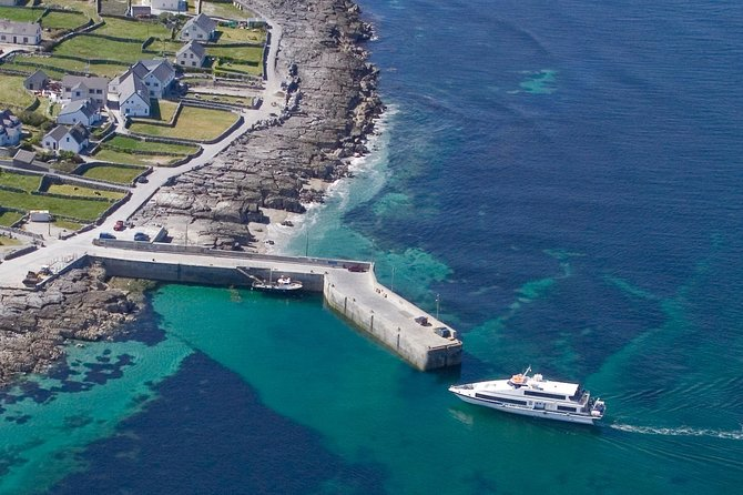 Inis Mór (Aran Islands) Day Trip: Return Ferry from Rossaveel, Galway