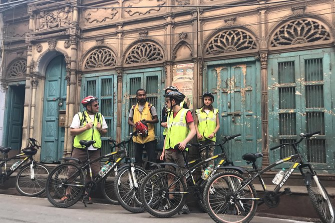 Join Old Delhi Morning Cycling Tour