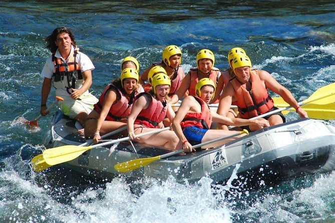 Antalya Rafting Tour