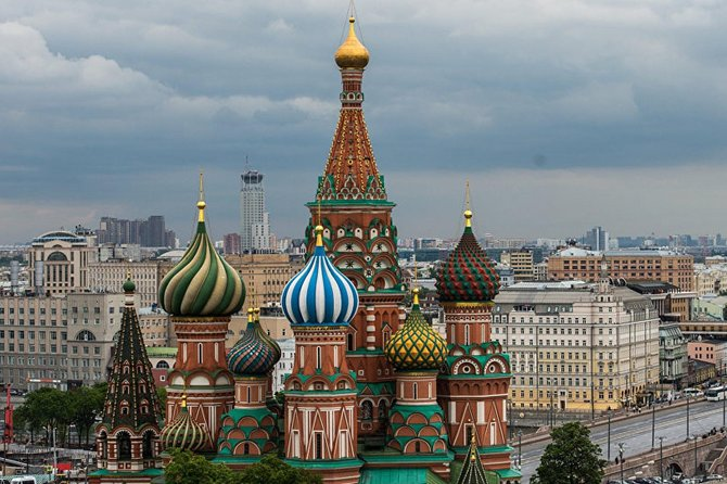 Private Airport transfer Sheremetyevo Intl Airport to Moscow city center