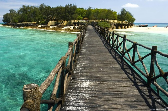 Prison Island (Quarantine Island) Tour and Snorkeling Activities in Zanzibar
