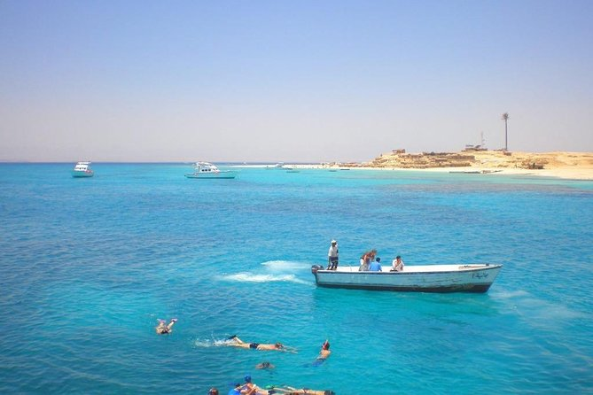 From Hurghada: Giftun Islands Full-Day Snorkeling Tour photo 4