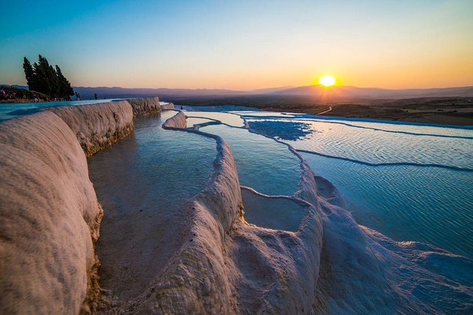 Pamukkale Tour from Antalya and regions