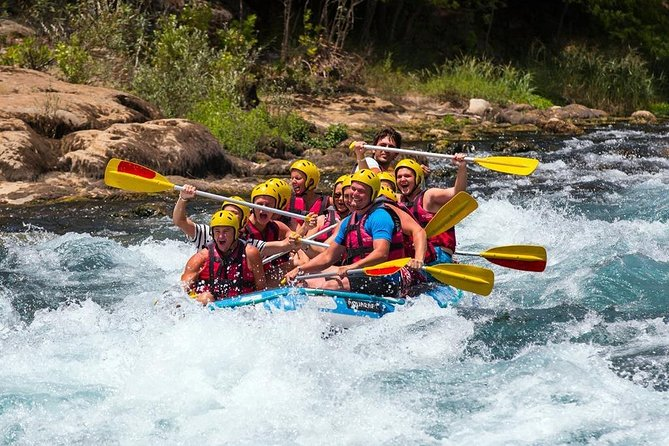 White Water Rafting Adventure on Dalaman River from Bodrum photo 8