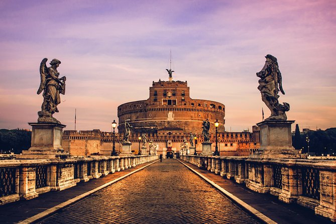 The Dark Side of Rome : Castel Sant'Angelo With Aperitif photo 1