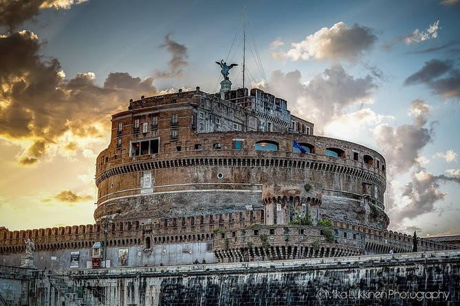 The Dark Side of Rome : Castel Sant'Angelo With Aperitif photo 4