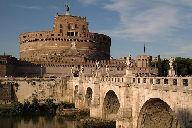 The Dark Side of Rome : Castel Sant'Angelo With Aperitif photo 2