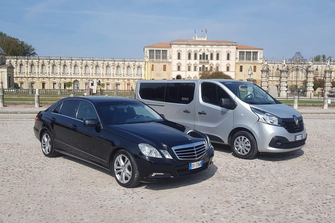 Turin - Genoa Airport (GOA) / Private Departure Van Transfer photo 2