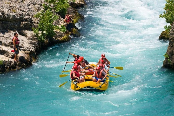 White Water Rafting Adventure on Dalaman River from Bodrum photo 4