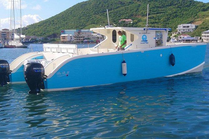 Your boat, Blu Bi U.