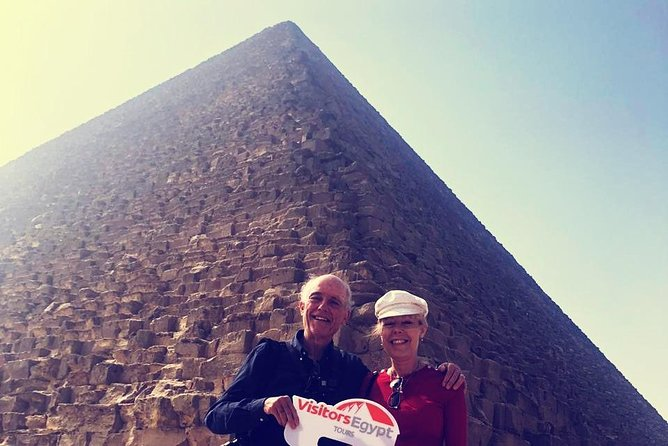 Day Tour at The Pyramids, Sakkara, Dahshur photo 6