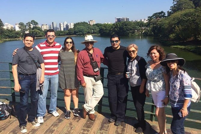4-hour Private Tour - Hidden Gems and Top Sights of São Paulo