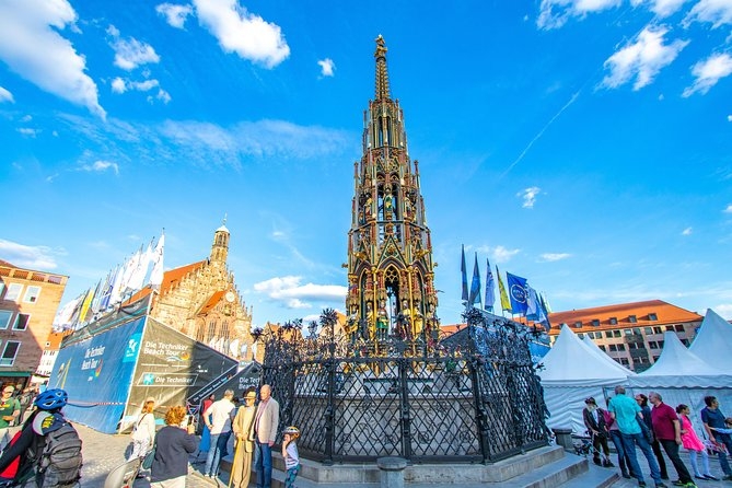Discover Nuremberg in 60 Minutes with a Local