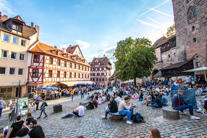 The Instagrammable Places of Nuremberg with a Local