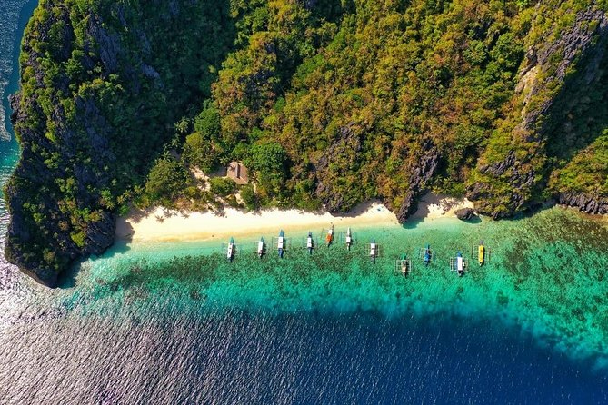 El Nido Island Hopping Tours(A-D) photo 1