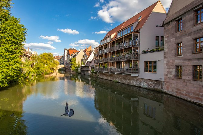 Photogenic Nuremberg with a Local