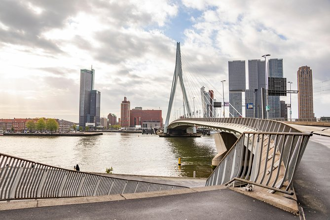 Architectural Walk of Rotterdam with a Local