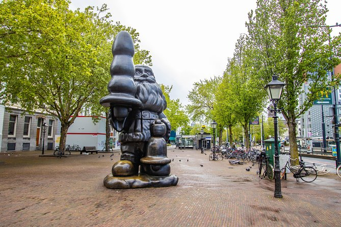 Art and Culture of Rotterdam with a Local