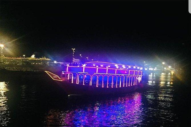 2 Hours Romantic Marina Cruise Dinner