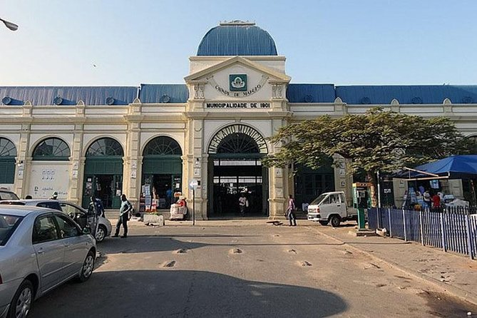 Maputo Tour by Bike