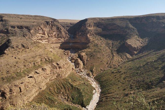 Trek to Taiq Cave