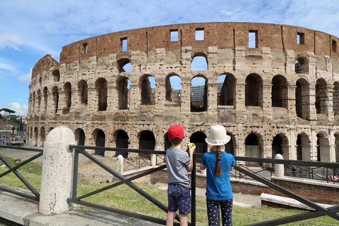 Rome: Colosseum, Roman Forum & Palatine Hill Guided Tour (Small Group)
