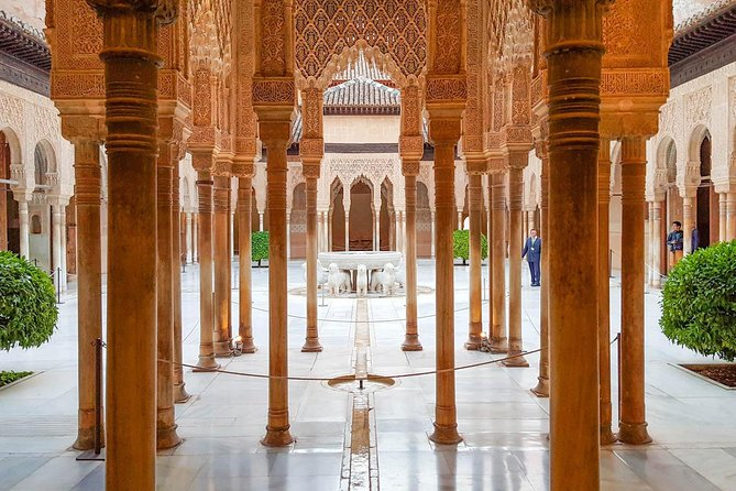Granada Alhambra Premium : Tour with Official Guide (VIP Small Group) photo 9