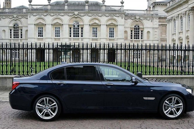 Mercedes E Class Chauffeur Car Hire London