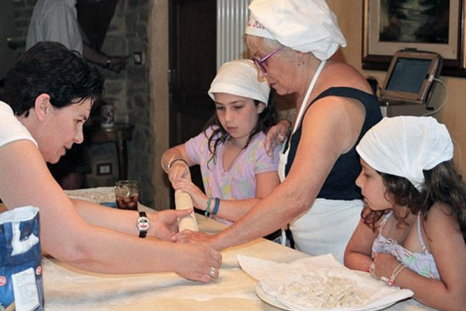 With your hands in the dough ...... Cortona photo 4