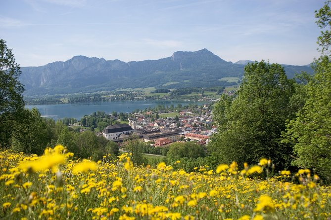 Picturesque Salzkammergut Region