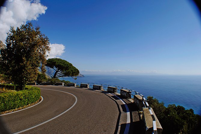 amalfi coast private day trip