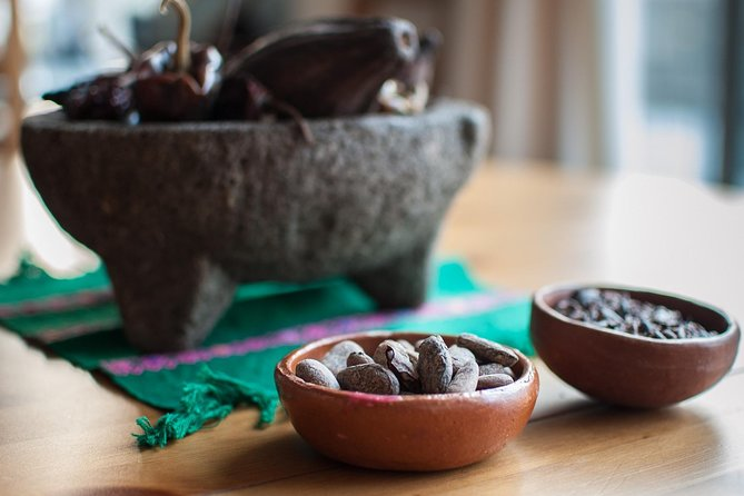 Ancient Mexican chocolate workshop in Brooklyn