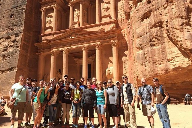 petra and jordan day tour by bys and ferry