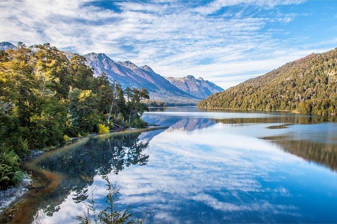 Viagem diurna em San Martín de los Andes e Sete Lagos saindo de Bariloche