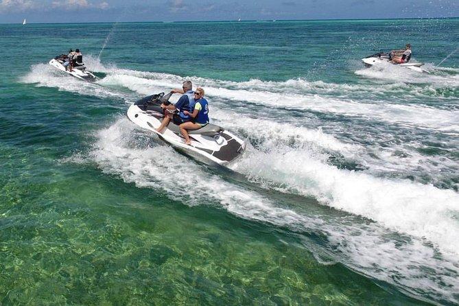 Jet Ski Safari to Mnemba Island