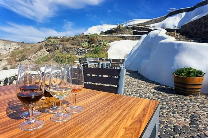 Santorini Wine & Food Tour Experience