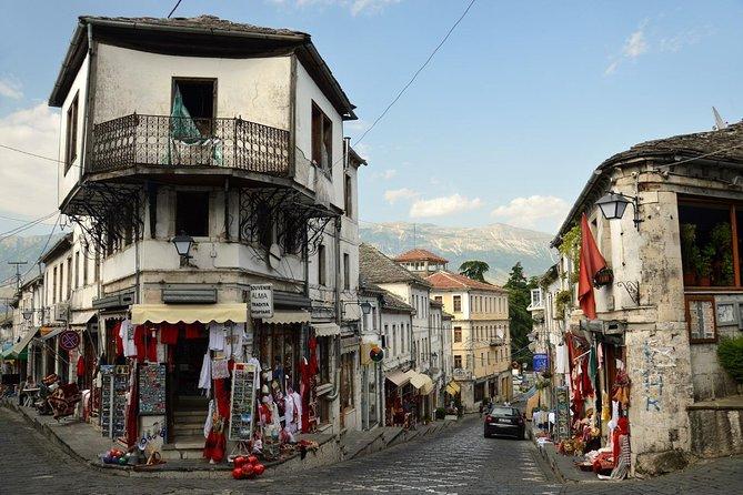 Private transport from Tirana to Gjirokaster