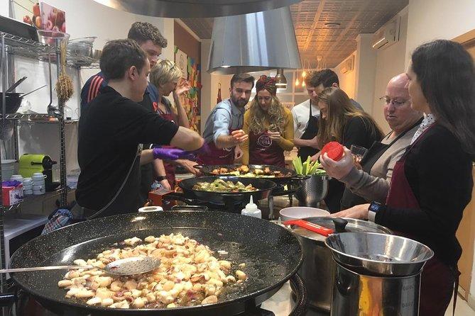 Workshop Paella Valenciana e Visite o Mercado Ruzafa