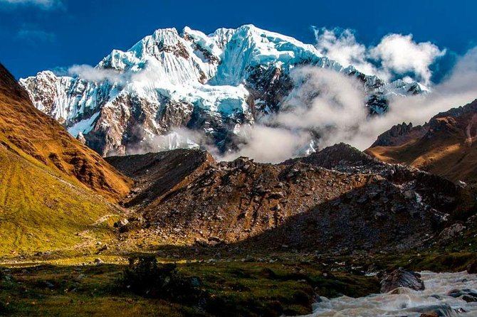 From Apu Salkantay to Machu Picchu
