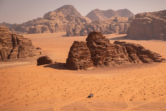 Wadi Rum Tours from Aqaba