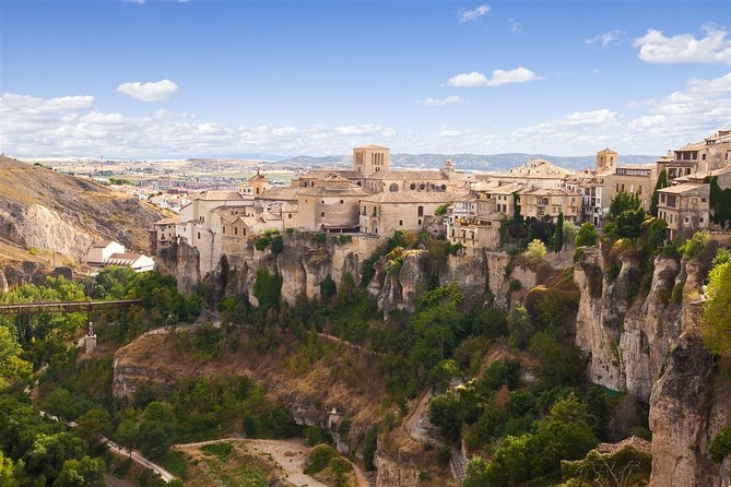 Toledo and Cuenca from Madrid