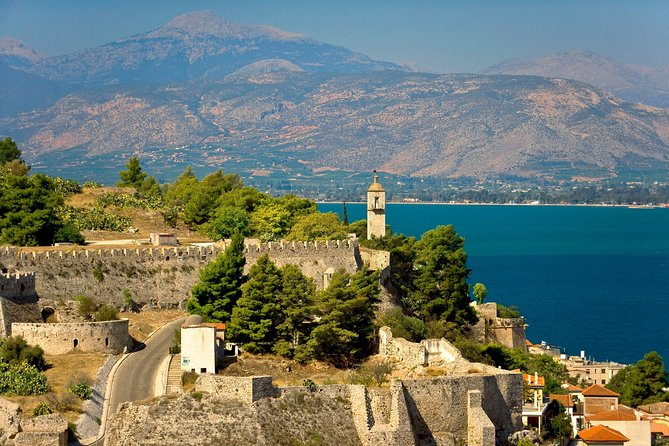 Classical Tour including Nauplion – Five Days from Athens
