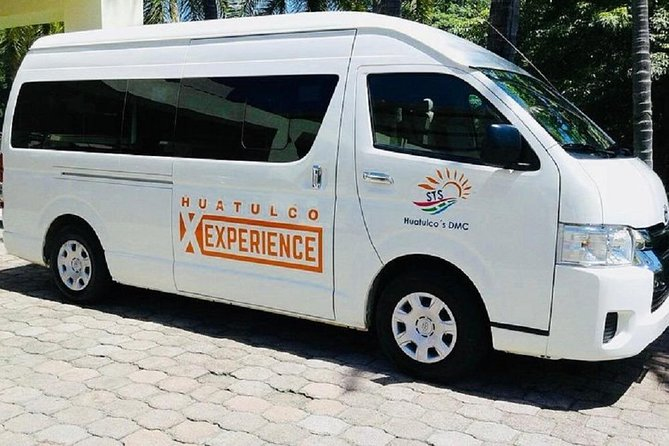 Puerto Escondido - Private Transportation Service From (HUX) Airport