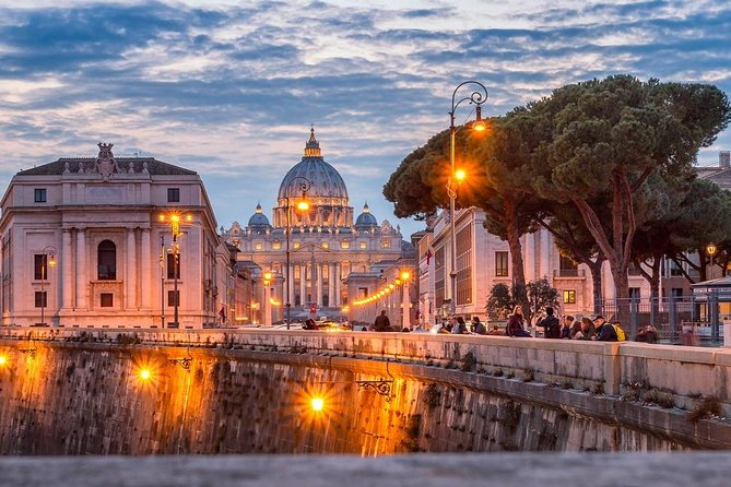 Guided Tour of Vatican Museums and Sistine Chapel- Friday night