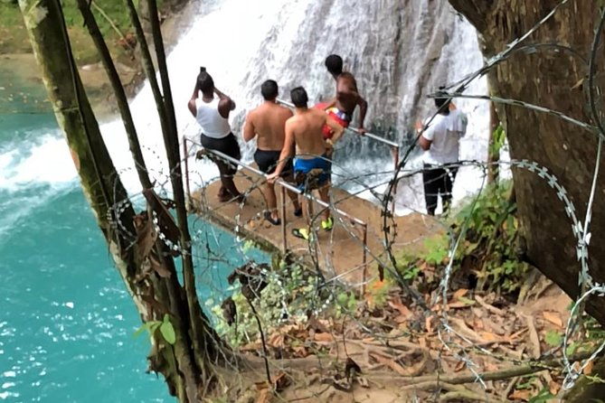 Private and Customize Tour to Ocho Rios Horse Back Riding and Blue Hole