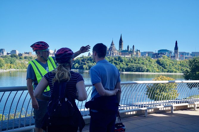 2-Hour Ottawa Express City Bike Tour